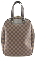 Louis Vuitton Excursion Damier Ebene Canvas