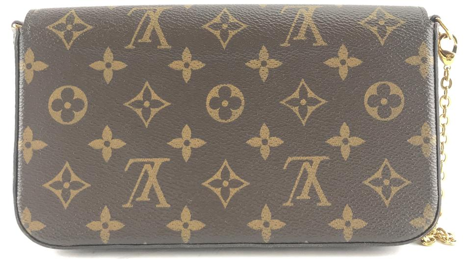 Louis Vuitton Felicie Full Set Monogram Canvas