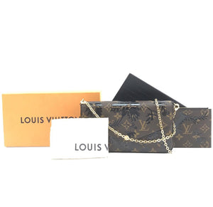 Louis Vuitton Monogram Blossom Felicie Full Set