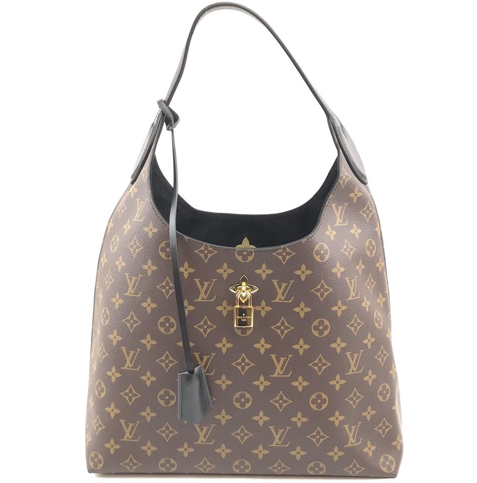 Louis Vuitton Monogram Flower Hobo