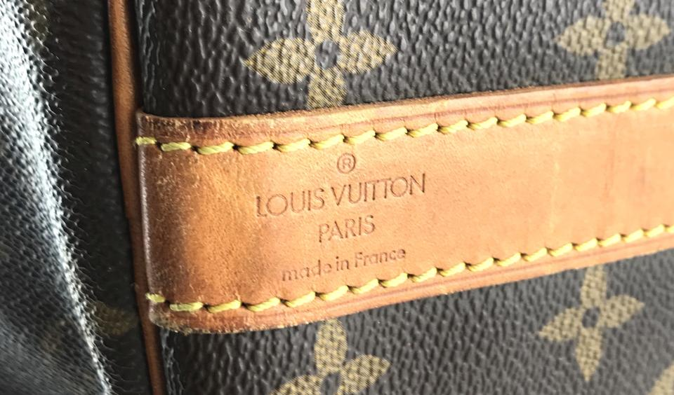 Louis Vuitton Monogram Keepall 60