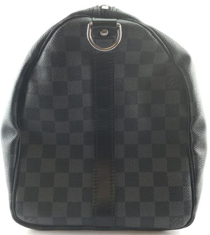Louis Vuitton Damier Graphite Keepall 45
