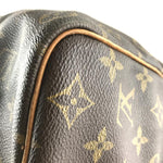 Louis Vuitton Keepall 50 Bandouliere Monogram Canvas