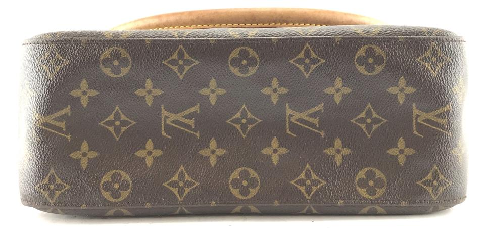 Louis Vuitton Monogram Looping Bucket Shoulder Bag