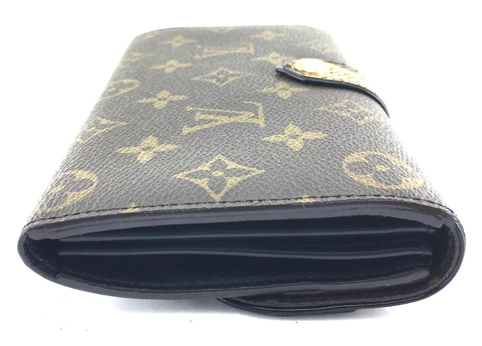 Louis Vuitton Monogram Monogramissime with Black Alligator and Ombre Python Skin Leather Malle Clutch