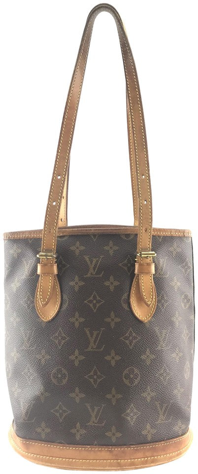 Louis Vuitton Monogram Marais Bucket