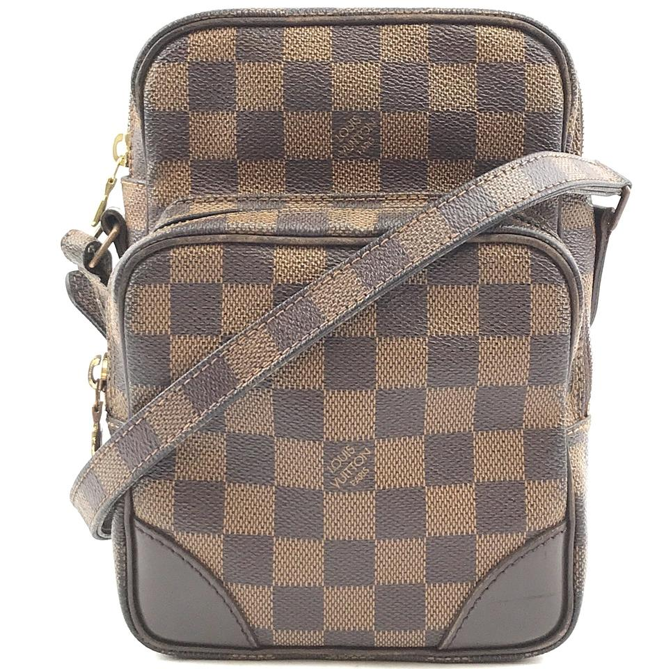 Louis Vuitton Amazon Damier Ébène Canvas