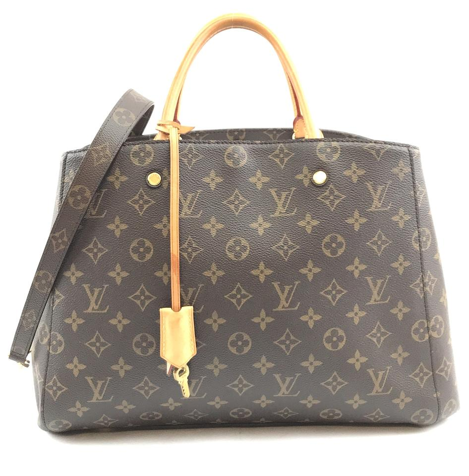 Louis Vuitton Montaigne GM Monogram Canvas