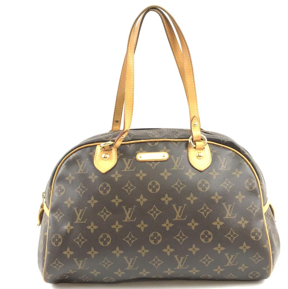 Louis Vuitton Montorgueil Monogram Canvas