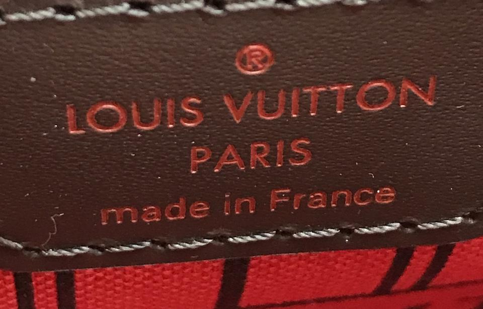 Louis Vuitton Neverfull Neo PM Damier Ebene Canvas