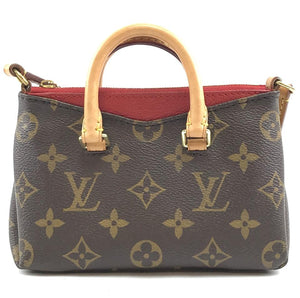 Louis Vuitton Pallas Nano Monogram Canvas