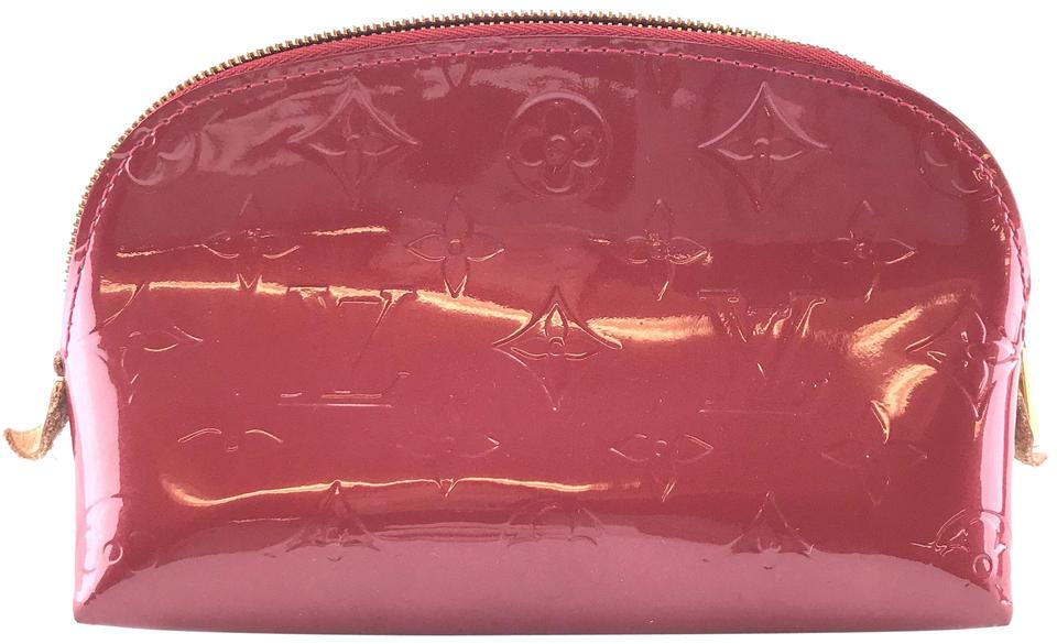 Patent Leather Monogram Pochette