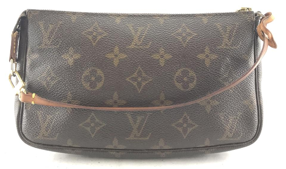 Monogram Pochette Clutch