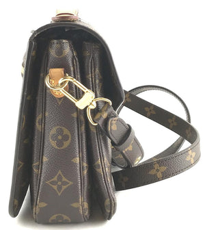 Louis Vuitton Monogram Metis Pochette