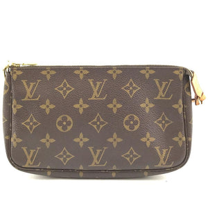 Louis Vuitton Pochette Monogram Canvas