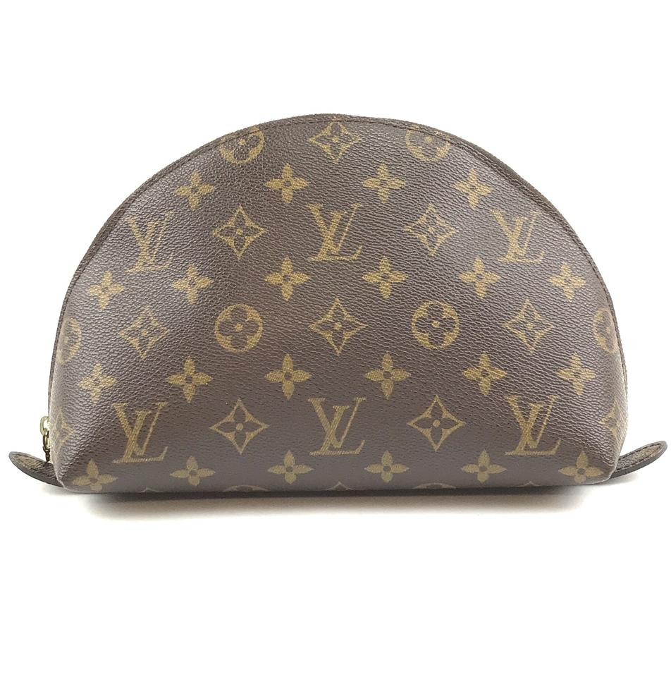 Louis Vuitton Case Pochette GM Monogram Canvas