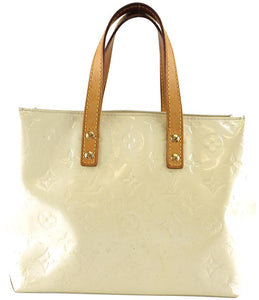 Louis Vuitton Monogram Pearl Vernis Reade PM