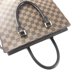 Louis Vuitton Damier Ebene Sac Plat PM