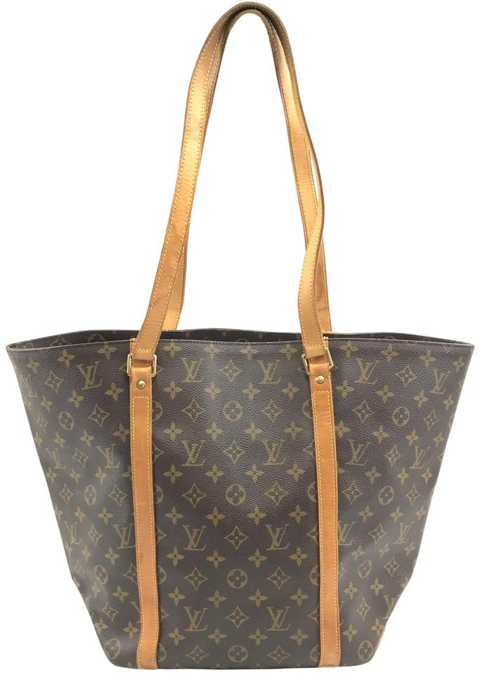 Louis Vuitton Sac shopping Tote Large Monogram Canvas