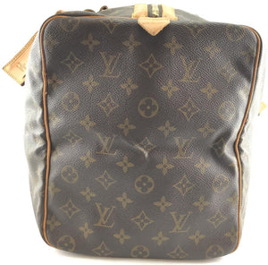 Louis Vuitton Monogram Sac Souple Duffle 45