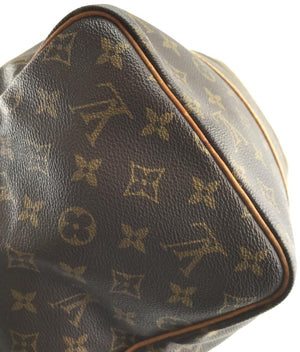 Louis Vuitton Monogram Sac Souple 35