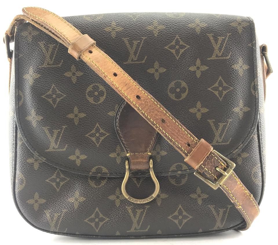 Louis Vuitton Monogram Saint Cloud