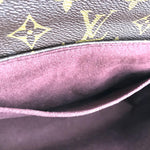 Louis Vuitton Saint Placide Dark Red Monogram Canvas