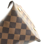 Louis Vuitton Caissa Tote Damier Ébène Canvas