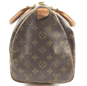 Louis Vuitton Speedy 30 Monogram Canvas