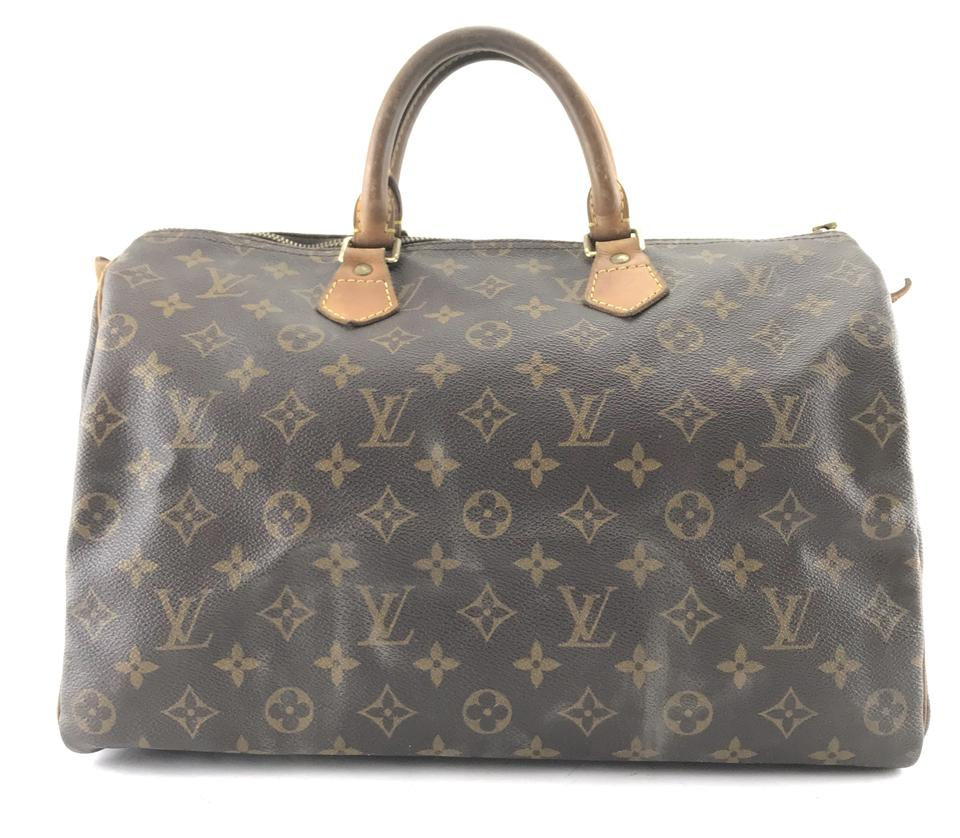 Monogram Speedy Duffle 35