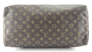 Louis Vuitton Monogram Speedy Duffle 40