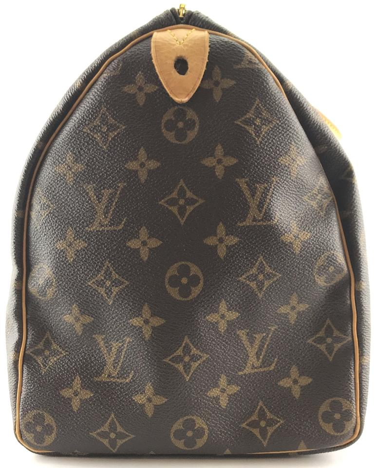 Louis Vuitton Monogram Speedy Duffle 35
