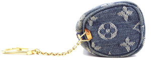 Louis Vuitton Monogram Denim Speedy Pochette