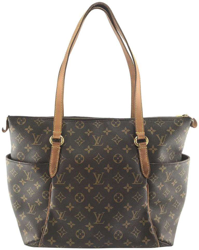Monogram Totally Tote Mm