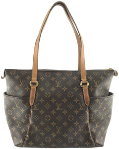 Louis Vuitton Monogram Totally Tote Mm