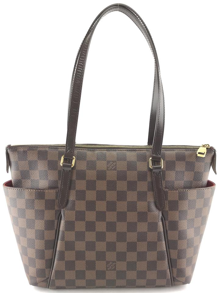 Damier Ebene Totally Pm