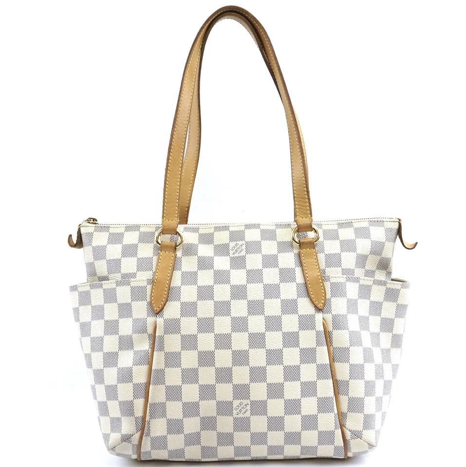 Louis Vuitton Totally PM Damier Azur Canvas