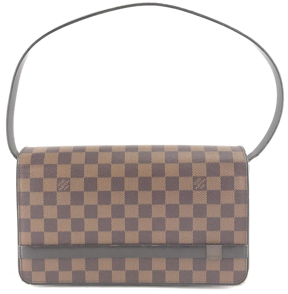 Louis Vuitton Tribeca Damier Ebene Canvas