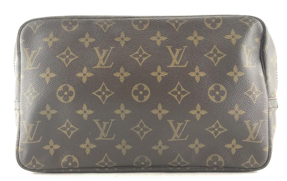 Louis Vuitton Monogram Toilette Trousse 28