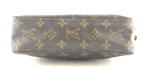 Louis Vuitton Monogram Toilette Trousse 23