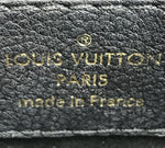 Louis Vuitton Monogram Black Leather Victoire