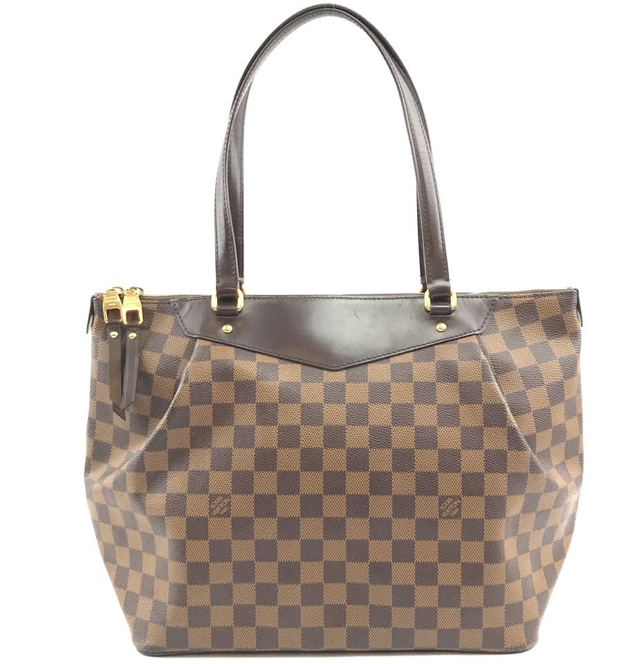 Louis Vuitton Westminster GM Damier Ebene Canvas