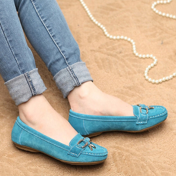 92d5f3de3d5 Sale Casual Style Solid Women Loafers