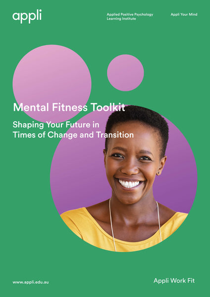 Shaping Your Future Mental Fitness Toolkit
