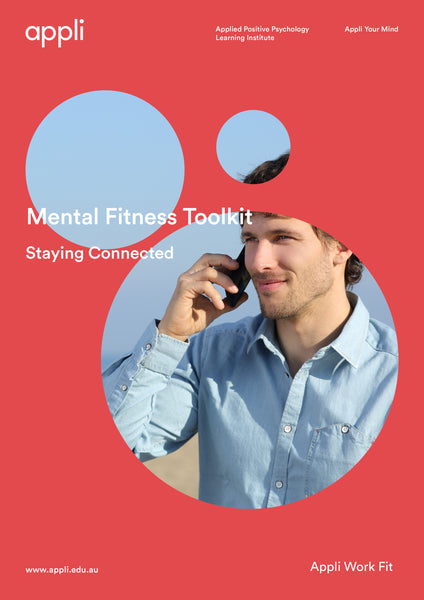 Staying Connected Mental Fitness Toolkit
