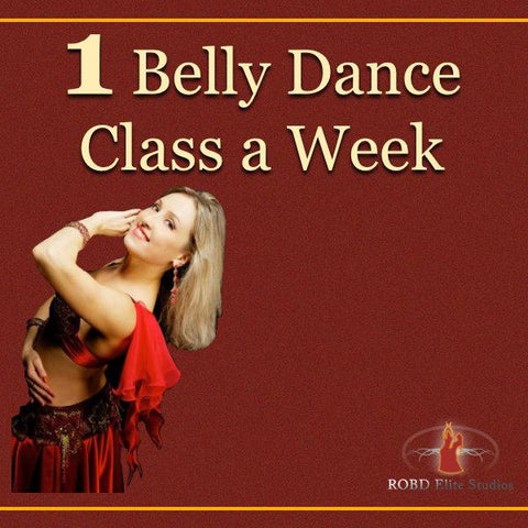 (BDH) Attend 1 Class a Week Within a Dance Session - ROBD Elite Studios