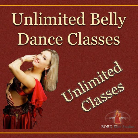 (BDH) Attend Unlimited Classes Within a Dance Session - ROBD Elite Studios