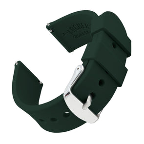 Quick Release Silicone - British Racing Green, ARC-QRS-DGN24, ARC-QRS-DGN23, ARC-QRS-DGN22, ARC-QRS-DGN21, ARC-QRS-DGN20, ARC-QRS-DGN19, ARC-QRS-DGN18, ARC-QRS-DGN16