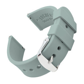 Quick Release Silicone - Cadet Gray, ARC-QRS-GGY24, ARC-QRS-GGY23, ARC-QRS-GGY22, ARC-QRS-GGY21, ARC-QRS-GGY20, ARC-QRS-GGY19, ARC-QRS-GGY18, ARC-QRS-GGY16