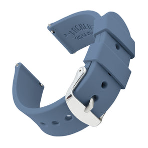 Quick Release Silicone - Steel Blue, ARC-QRS-SBL24, ARC-QRS-SBL22, ARC-QRS-SBL20, ARC-QRS-SBL18, ARC-QRS-SBL16